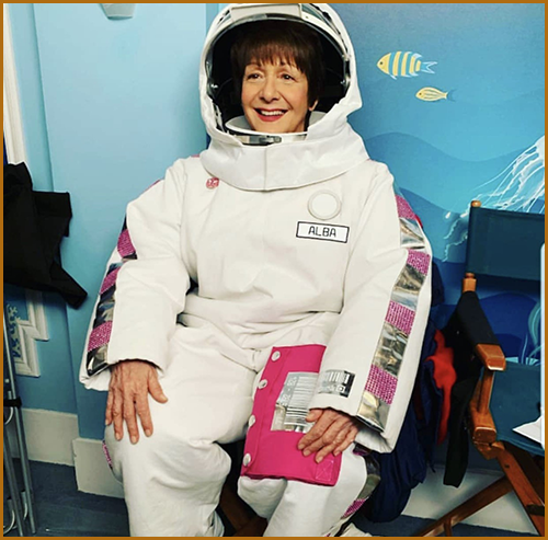 Ivonne the Astronaut! Jane the Virgin